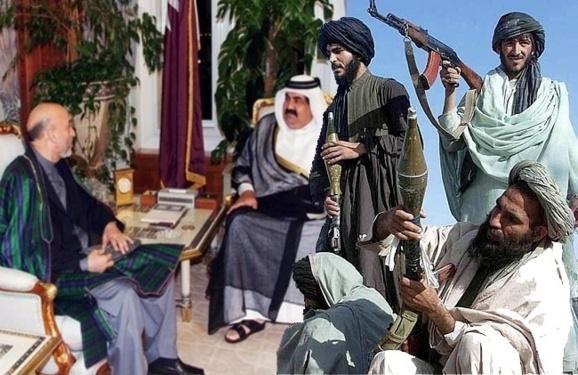 سخنگوی ریاست جمهوری افغانستان: گشایش دفتر برای طالبان در قطر یک مسالهء پیچیده است
