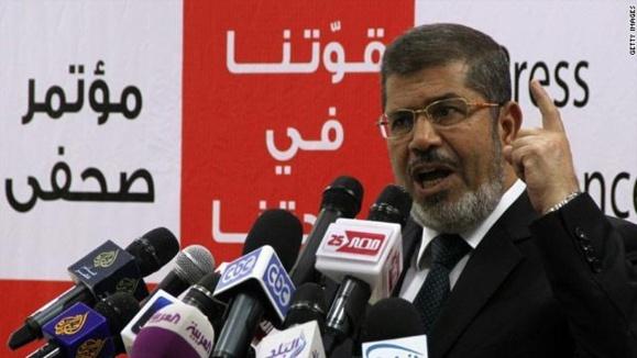رئیس جمهوری مصر از قطع روابط با سوریه خبر داد