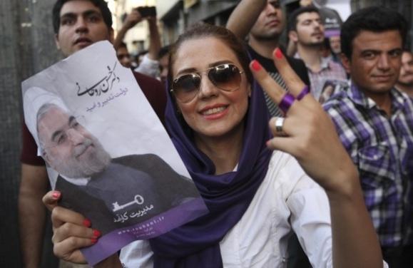 حسن روحانی رئیسجمهور منتخب ایران شد