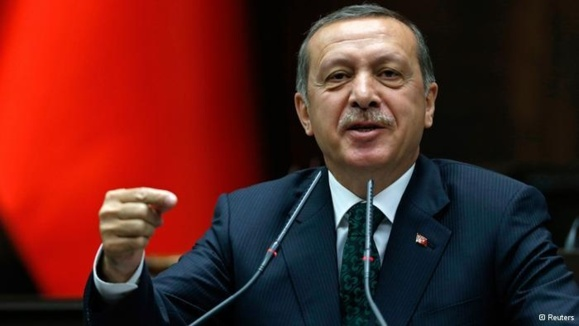 اردوغان رسانههای خارجی را متهم به تحریک مردم کرد