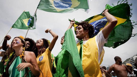 صدها هزار معترض برزیلی بار دیگر راهی خیابانها شدند
