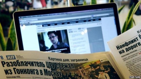 روسيه درخواست واشينگتن برای استرداد ادوارد اسنودن را رد کرد