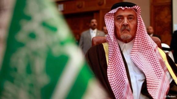 سعود الفیصل: در برابر دخالت ایران و حزب الله در سوریه سکوت نمیکنیم