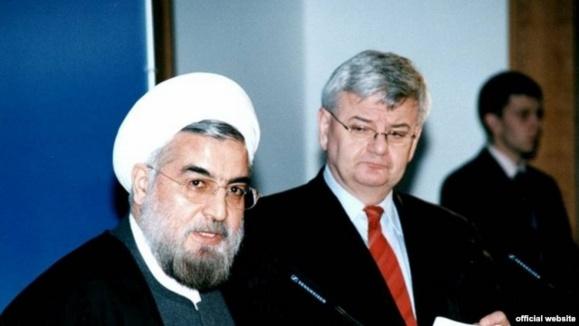 نقش احتمالی آلمان میان غرب و دولت حسن روحانی