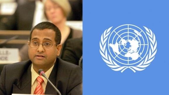 عکس آرشیوی از حضور فعالان حقوقی گروه های اتنیکی  عرب در سازمان ملل متحد