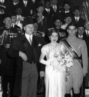 مرگ بی سر و صدای فوزیه نخستین همسر محمدرضا شاه در سایه اعتراضات مردمی مصر
