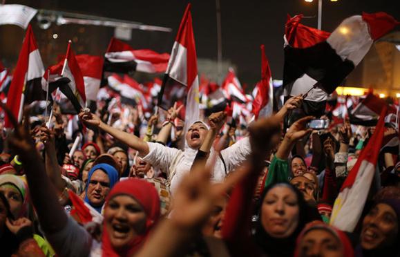 ارتش مصر میگوید اجازه برگزاری راهپیمایی مسالمتآمیز را میدهد
