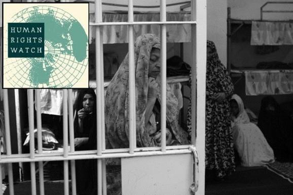 دیدهبان حقوق بشر خواستار مراقبتهای پزشکی برای زندانیان سیاسی ایران شد