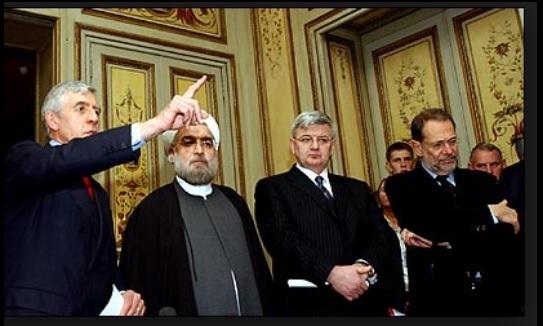 تایمز لندن: حسن روحانی سابقه توقیف و بازداشت در لندن دارد