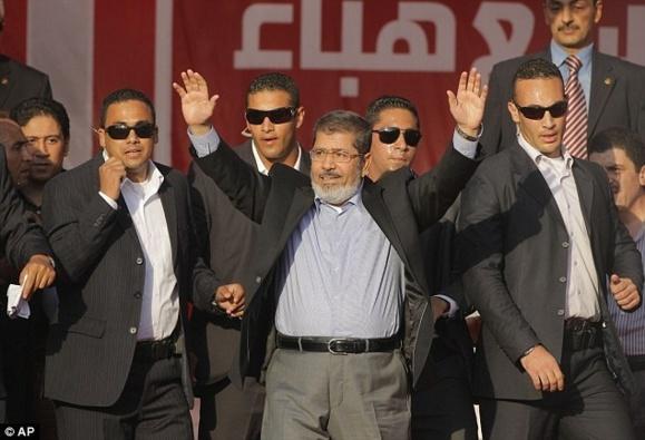 """محل نگهداري """"محمد مرسي"""" رئيس جمهور مخلوع مصر فاش شد"""