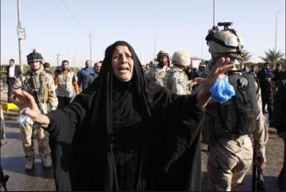 بیش از چهل کشته و دهها مجروح در بمب گذاری جدید شهر کرکوک  عراق