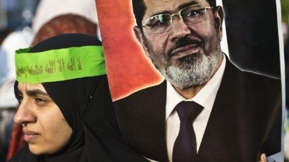 آمريکا و آلمان خواستار آزادی محمد مرسی شدند
