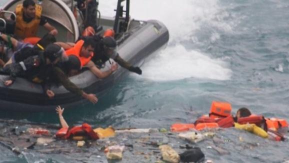 فاجعه ای دیگر برای مهاجران ایرانی در راه جزیره کریسمس استرالیا