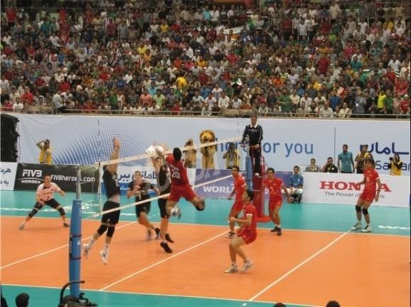 شکست 3 بر 0 تیم ملی والیبال ایران از آلمان ؛ پايان لیگ جهانی برای شگفتیسازان والیبال جهان