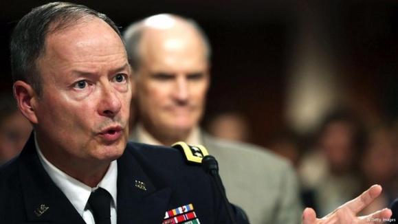 ژنرال کیت آلکساندر، رئیس ستاد فرماندهی سایبری و مدیر آژانس امنیت ملی آمریکا