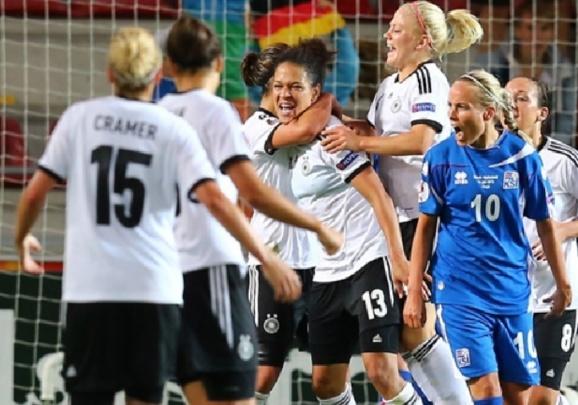 قهرمانی اروپا؛ نخستین شکست فوتبال زنان آلمان پس از ۲۰ سال