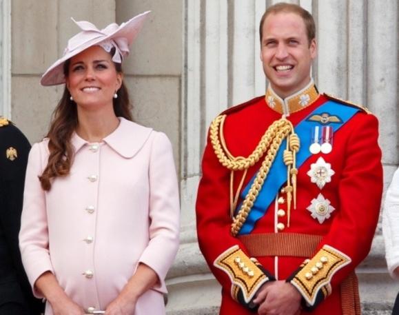 شاهزاده بریتانیایی صاحب پسر شد