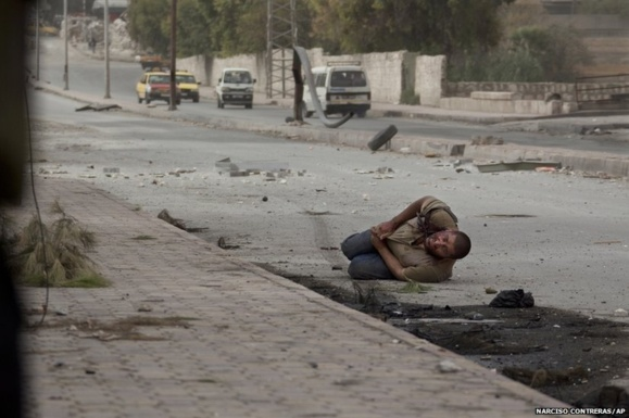 کشته شدن سه عضو سپاه پاسداران ایران در سوريه