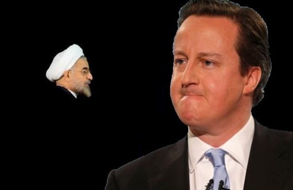نامه نخستوزیر بریتانیا به روحانی برای بهبود روابط دو کشور
