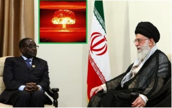 زیمبابوه با ایران قرارداد فروش اورانیوم «امضا کرده است»