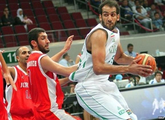 صعود بسکتبال ايران به جام جهانی ۲۰۱۴ اسپانيا