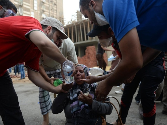 یورش وخونریزی در خیابانهای القاهره - مجموعه عکس جدید ودیدنی