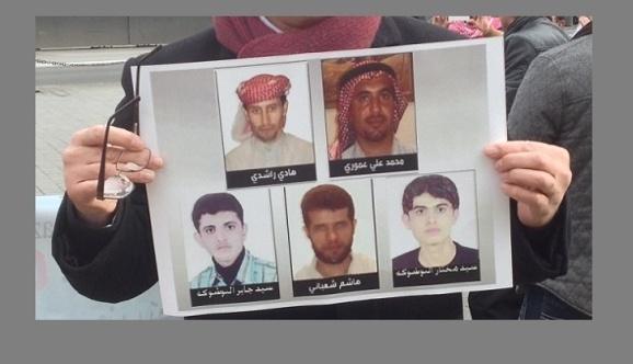 هرانا؛ هادی راشدی زندان عرب اهوازی محکوم به اعدام به نقطهای نامعلومی منتقل شد