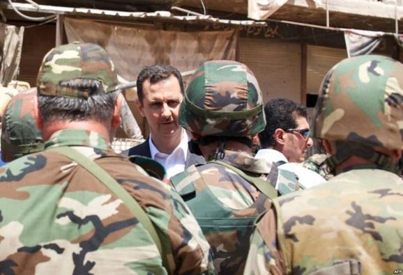 ایران به آمریکا درباره «پیامدهای» حمله به سوریه هشدار داد