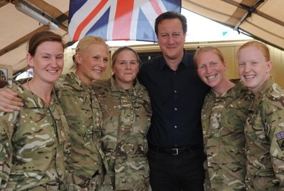 ارتش بریتانیا برای عملیات احتمالی در سوریه بهحالت آمادهباش درآمد