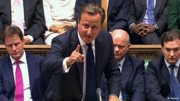 رد حمله به سوریه در پارلمان بریتانیا؛ آمریکا در تدارک حمله یکجانبه