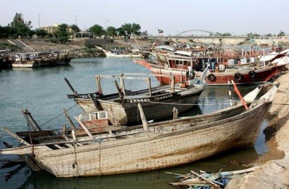 رودخانه زهره آرام آرام جان میسپارد / کشاورزی هندیجان قربانی خشکسالی