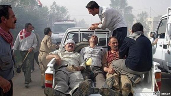 سازمان مجاهدین خلق: در حمله به قرارگاه اشرف ۴۴ تن از اعضایش کشته شده اند
