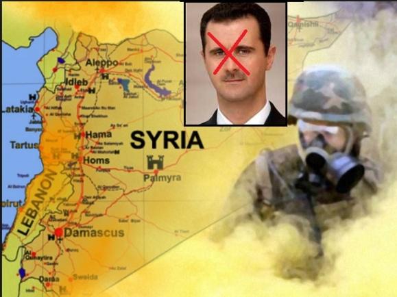 رفسنجانی: رژیم بشار اسد مسئول حمله شیمیایی است