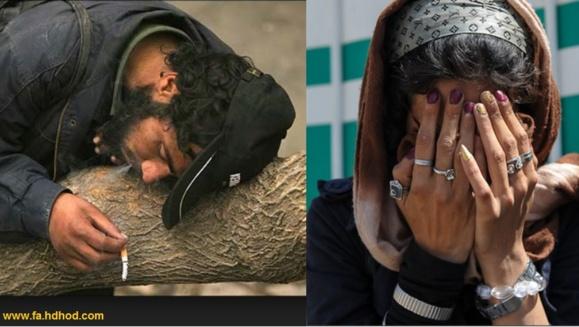 دسترسی آسان جوانان ایرانی به مواد مخدر صنعتی