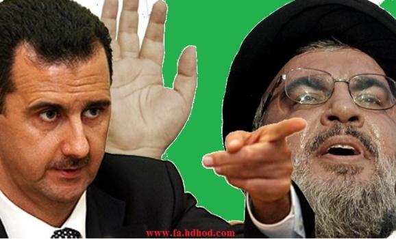 منابع اطلاعاتی آلمان خبر از همکاری ایران وحزب الله با بشار اسد در جریان حمله شیمیايی دادند