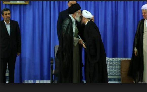 روحانی در نیویورک با ویلیام هیگ گفتوگو میکند
