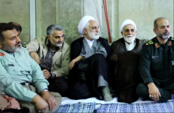 نيروي قدس سپاه پاسداران قتل عام در اشرف را بعهده گرفت