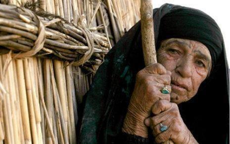 وقتى كه بابكهاى مركز نشين ثروتهاى خداداى مردم عرب أهواز را غارت كنند