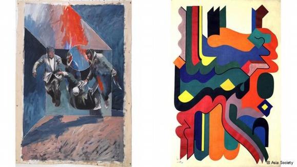 هنر مدرن ایران در نمایشگاه نیویورک