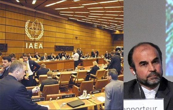 استقبال سرد نمایندگان غربی از نماینده جدید ایران در آژانس بین المللی انرژی اتمی
