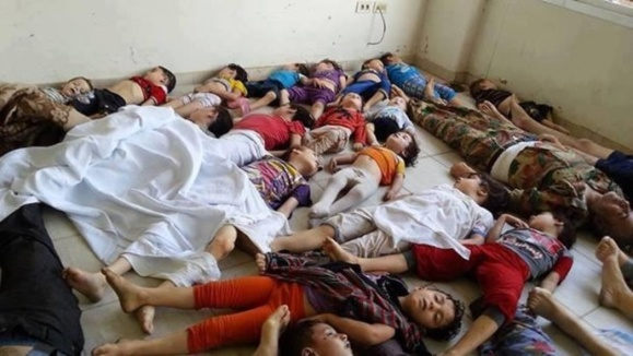 جان کری خطاب به سوریه: این بازی نیست