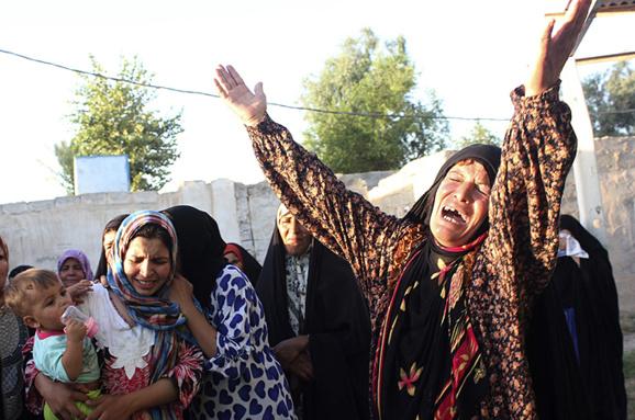 دست کم ۲۶ تن در حمله انتحاری در شمال عراق کشته شدند