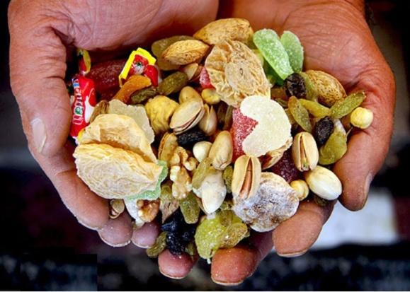 چهارنوع خوراک سالم ومفید برای ذوب کردن چربی بدن