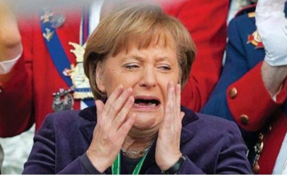 توضیح صدر اعظم آلمان درباره صدور مواد شیمیایی به سوریه