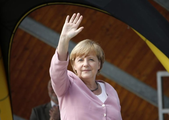 اعلام نتایج نهایی انتخابات آلمان وپیروزی احزاب دموکرات مسیحی و سوسیال مسیحی به رهبری آنگلا مرکل