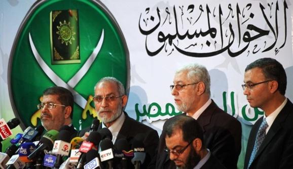 یک دادگاه مصری فعالیت گروه اخوان المسلمین را ممنوع  اعلام کرد