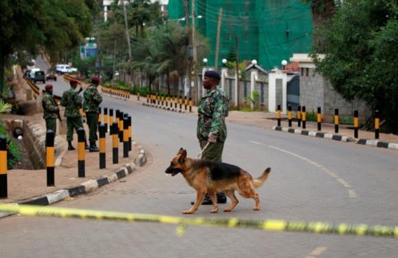 یک زن جوان انگلیسی حملات تروریستی مرکز تجاری وست گیت  شهر نیروبی پایتخت کنیا را رهبری کردند+عکس