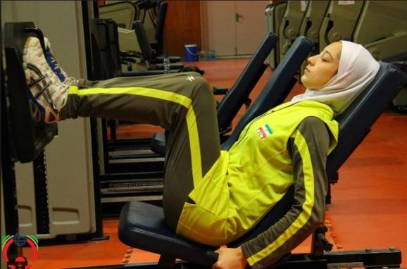 تیم ملی کاتای بانوان به دلیل حجاب از مسابقات حذف شد