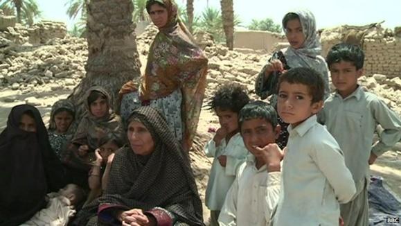 تلفات زمين لرزه بلوچستانِ پاکستان از ۲۰۰ نفر گذشت