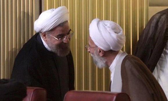 محمدتقی مصباح یزدی، عضو مجلس خبرگان میگوید مصلحت نظام این بود که حسن روحانی رییس جمهور شود